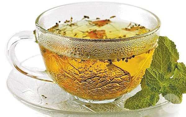 Зеленый чай при вскармливании