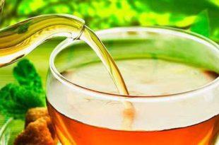 Рецепт и польза зеленого чая