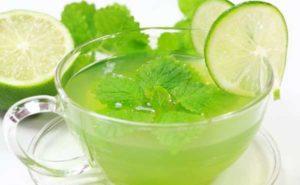 Зеленый чай против глазных болезней