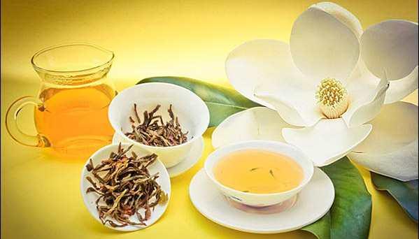 Желтый чай и его полезные свойства