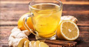Как похудеть с имбирным чаем