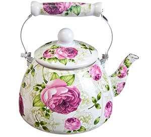 Эмалированный чайник