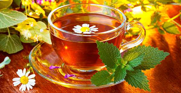 Необычные и полезные добавки к чаю