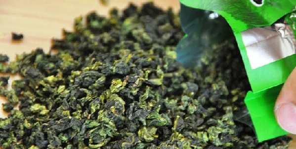 Вкус и аромат чая Те Гуанинь