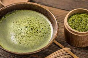 Зеленый японский чай Матча